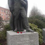 Spomenik generala Maistra inobeležje Maistrovih borcev v Kamniku