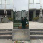 Spomenik generala Maistra pred MORS v Ljubljani